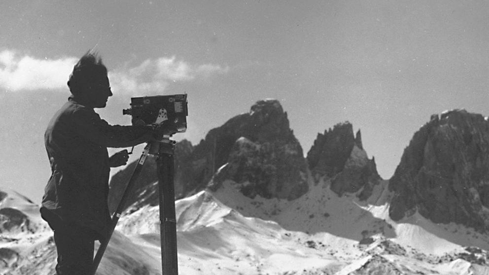 Bergfilm-Artikelbild_Archivmaterial-Fanck